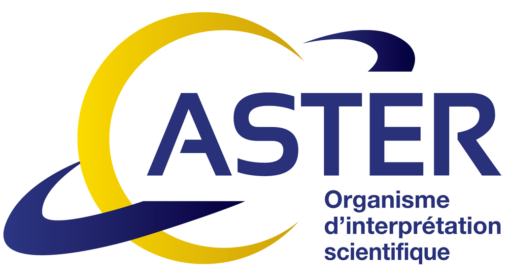 logo ASTER 4coul
