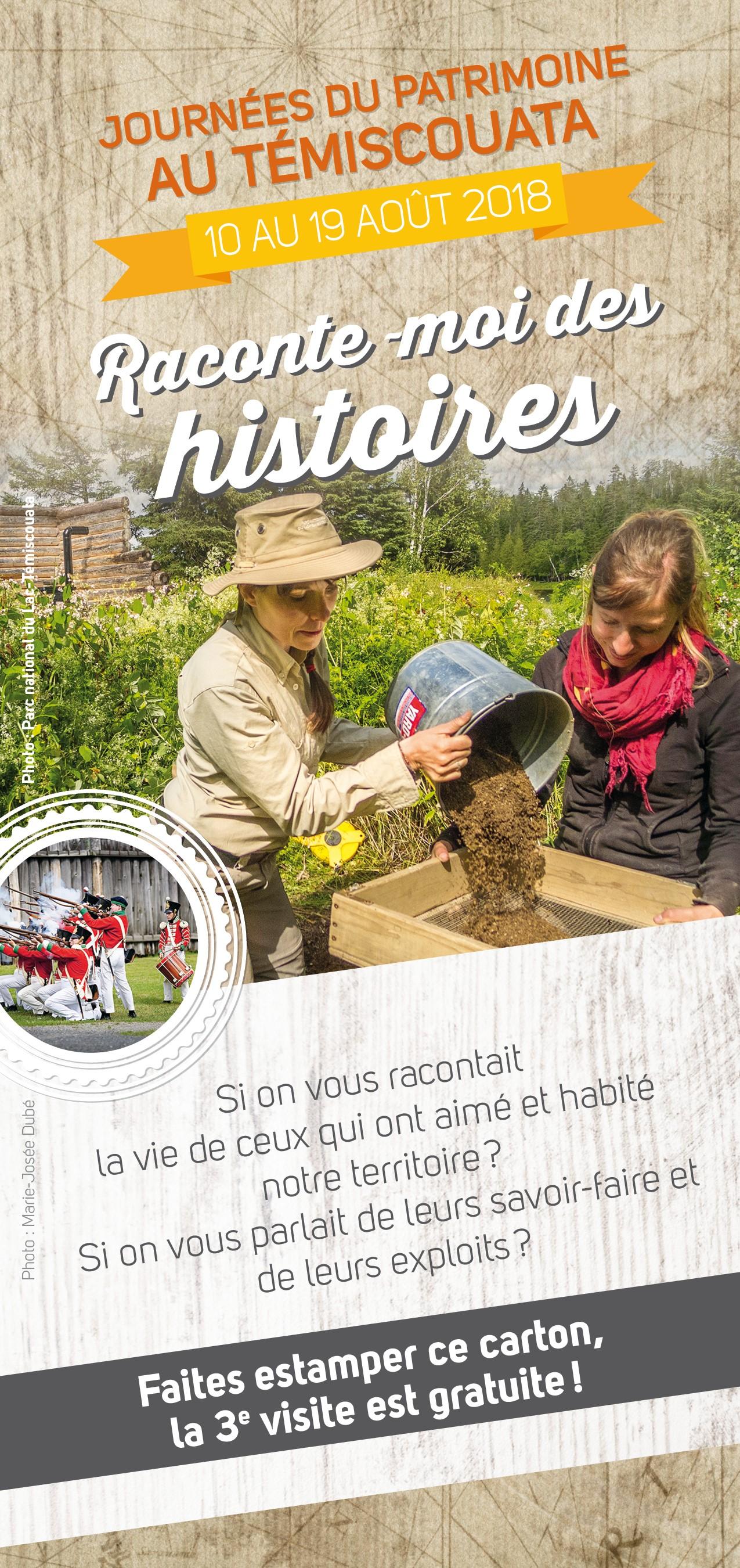 Journées Patrimoine cover
