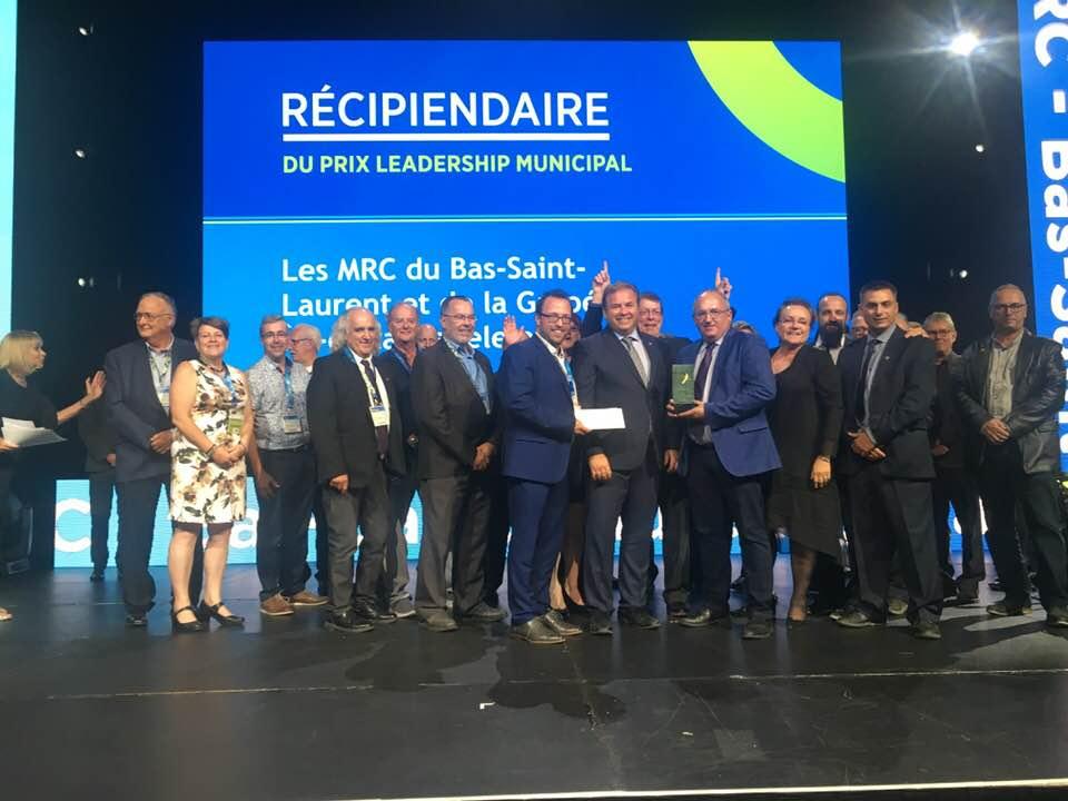 leadership municipal