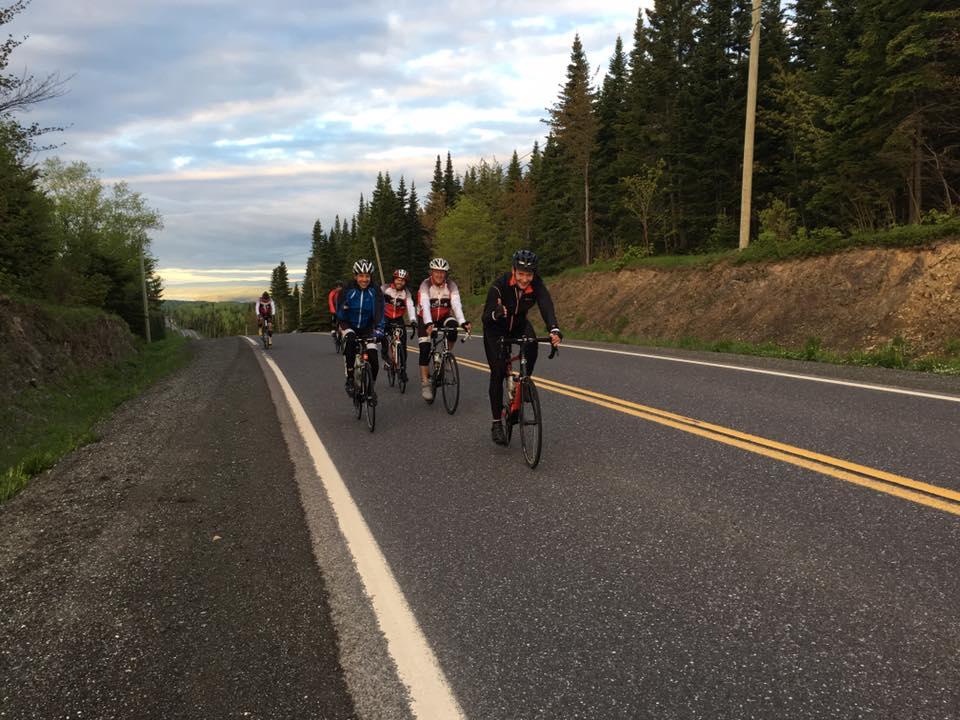 Cycliste 125 km
