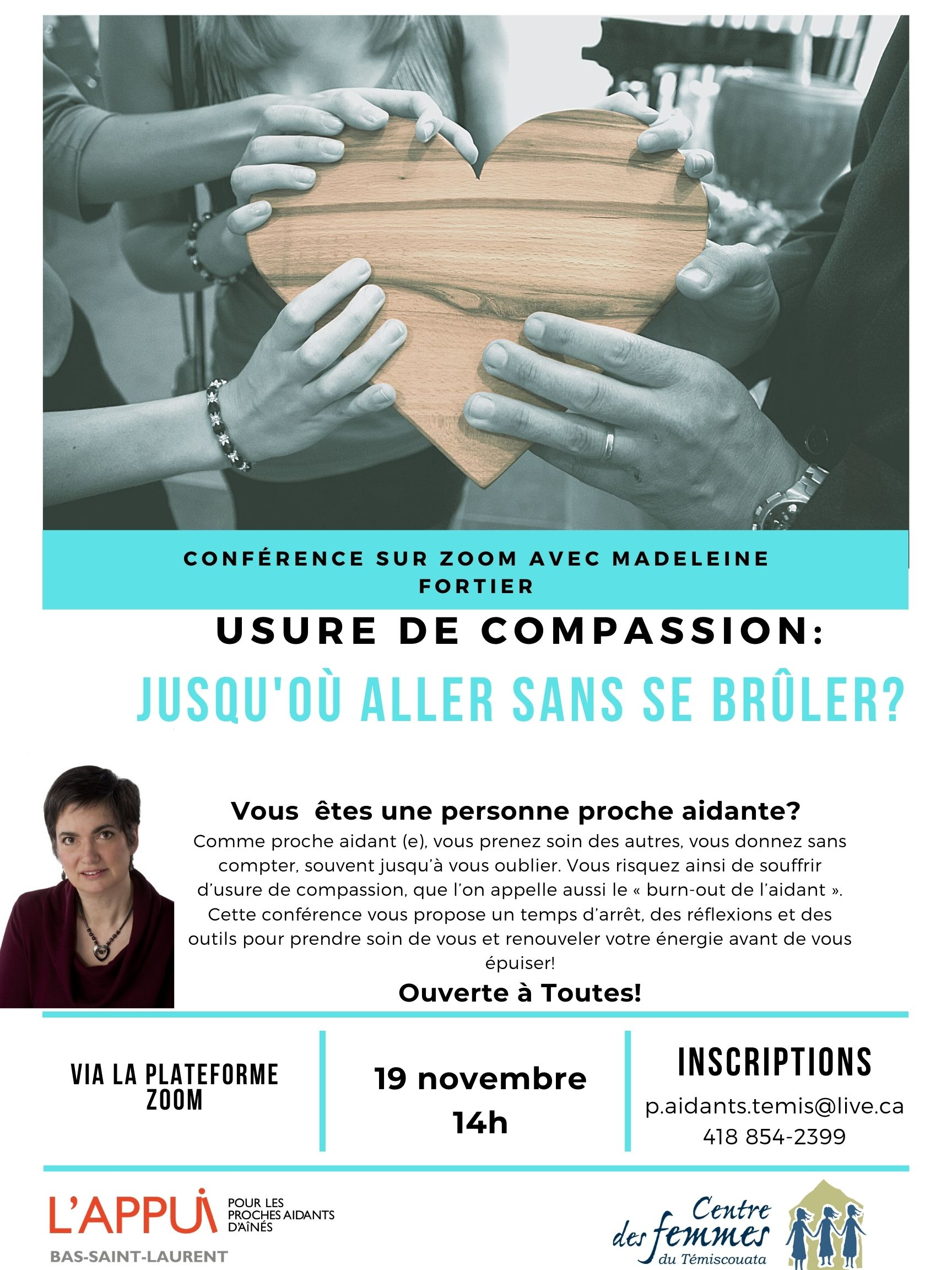 Usure de compassion 19nov